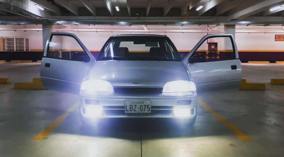 Chevrolet Forsa 1999 - 69000 km