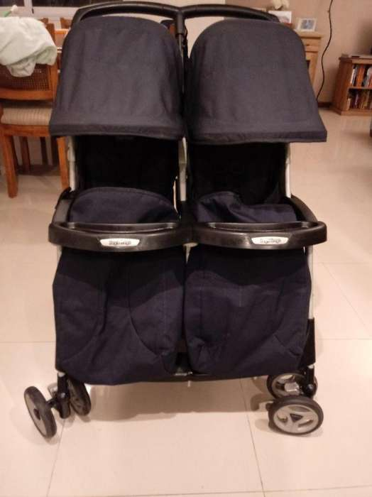 <strong>coche</strong> Doble Peg Perego Aria Twins