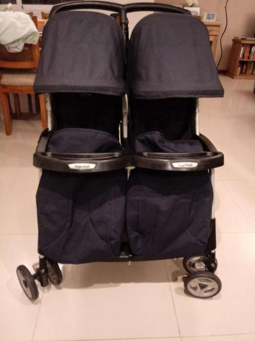 Coche Doble Peg Perego Aria Twins
