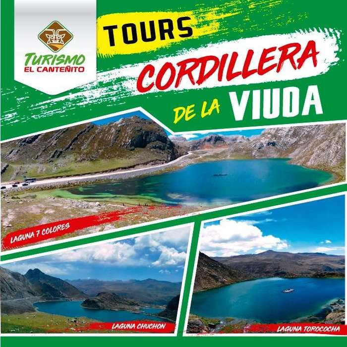 TOUR CORDILLERA DE LA VIUDA CANTA