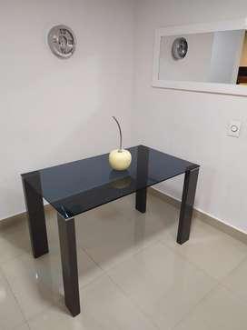 Mesa Comedor Vidrio - Anuncios de Muebles en venta en ...