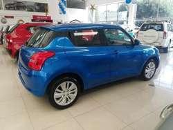 Suzuki New Swift AUTOMATICO  1.2 Gl Modelo 2019 COLOR GRIS