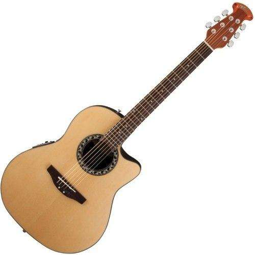 Ovation Applause Cuerdas de Nylon con microf.