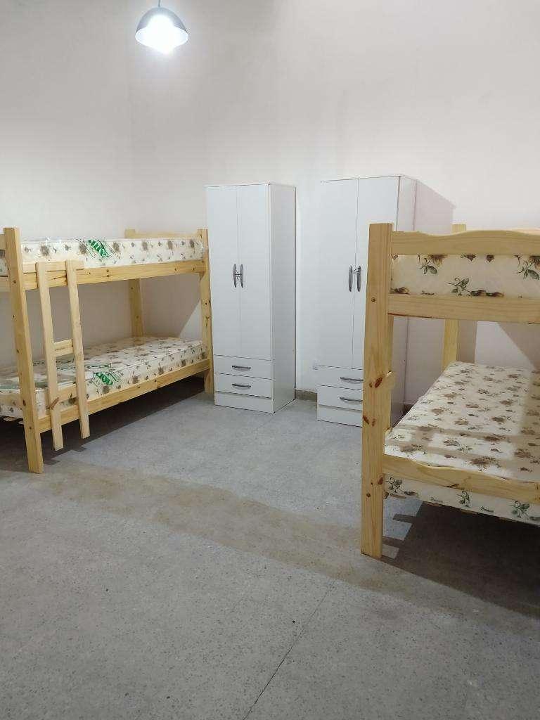 Alquiler de habitaciones compartidas