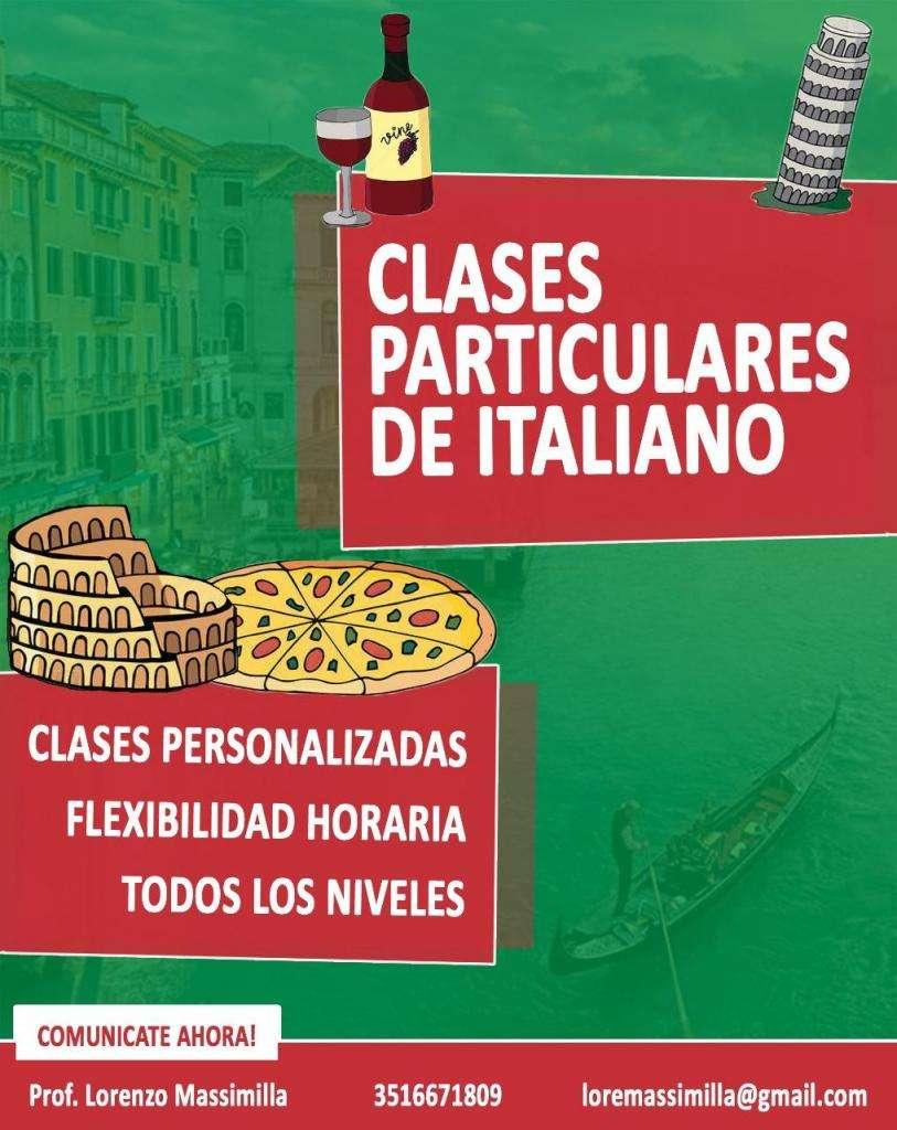 Clases Particulares de Italiano para todos los niveles 3516671809