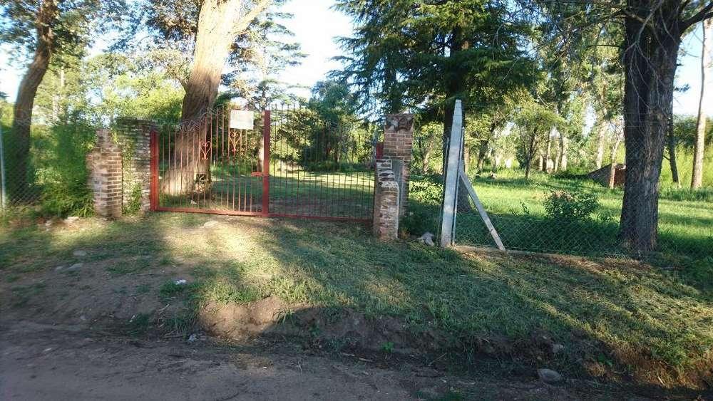 Dueño Vende <strong>terreno</strong> Y Obra en Anisacate