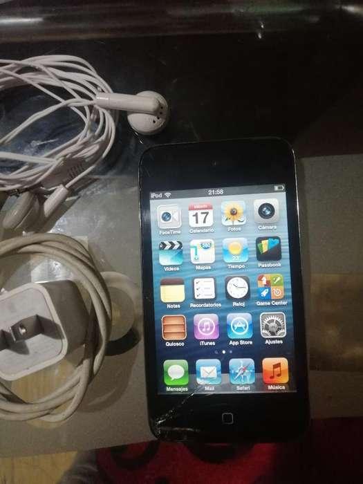 iPod Touch 4 Fisurado
