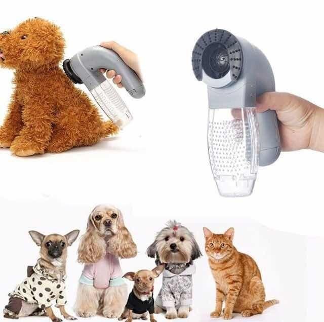 Aspiradora Shed Pal Recogedor De Pelo Mascota Perros Y Gatos