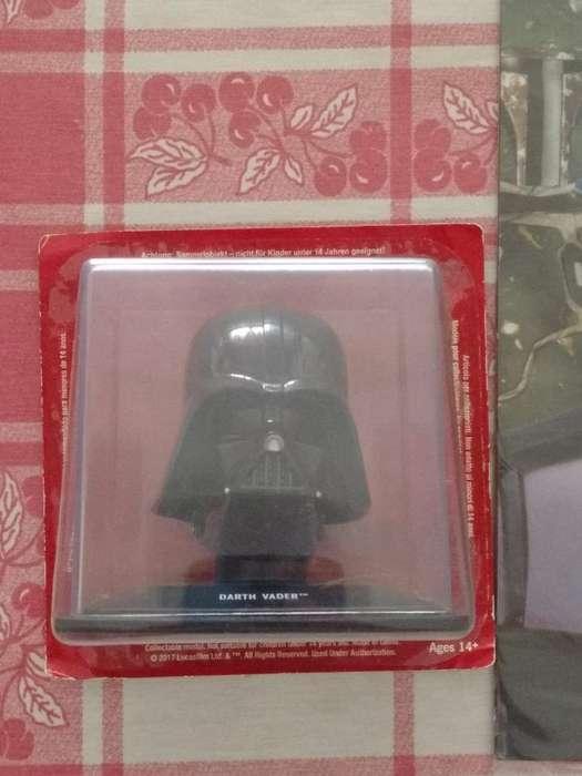 Cabeza Darth Vader