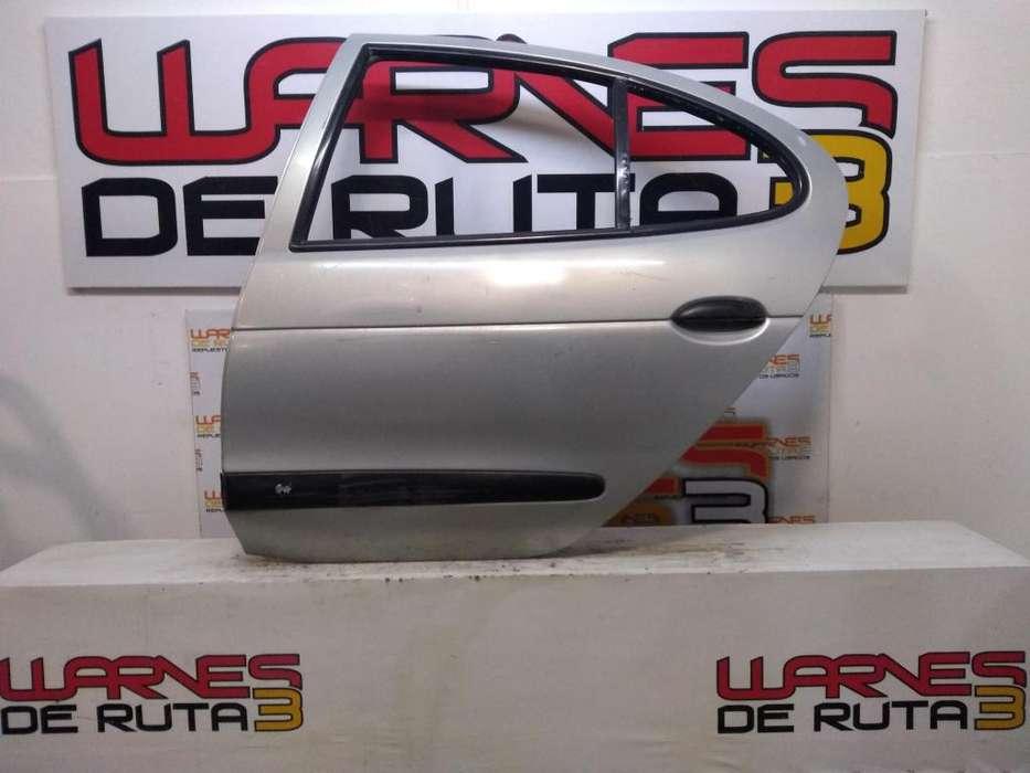 Puerta Trasera Izquierda Renault Megane 02835622