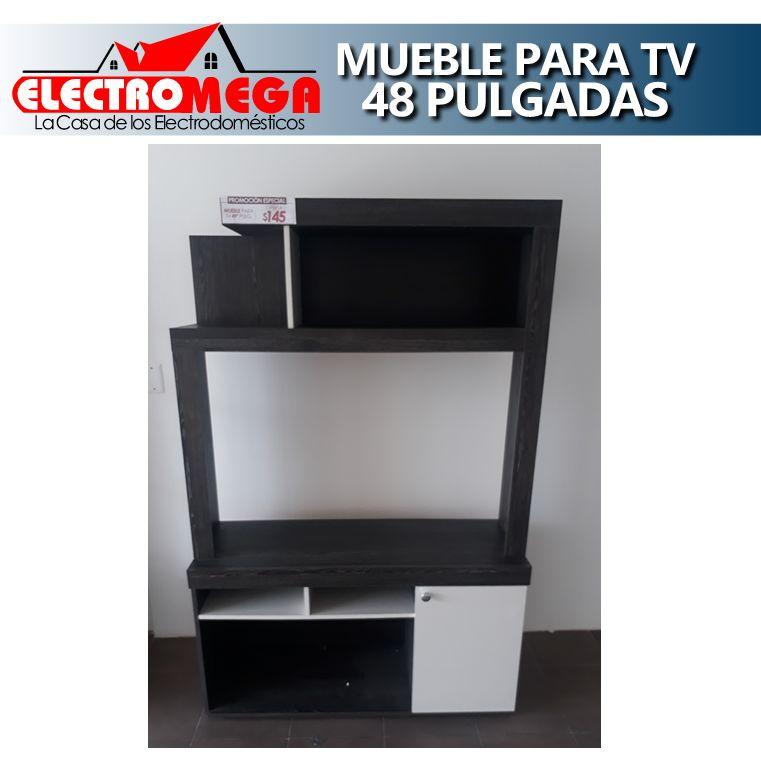 Mueble Base Mesa Para Televisor De 48 Pulgadas