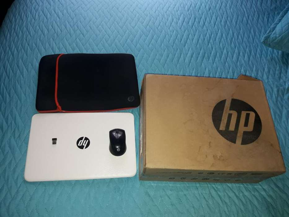 Portatil Hp de 32gb con Poco Uso