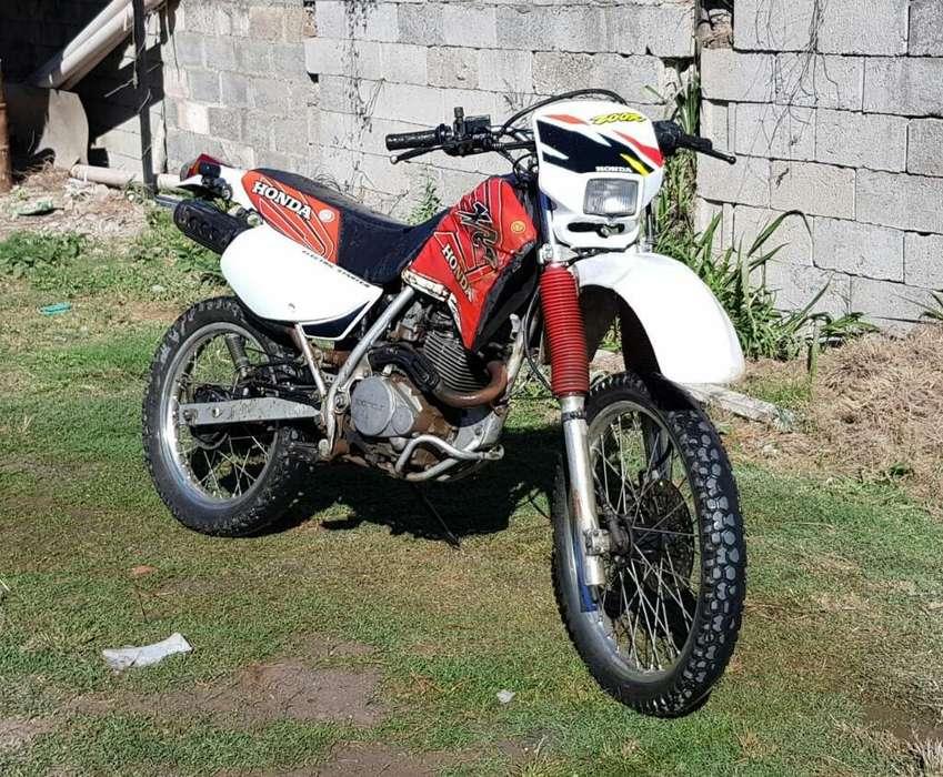 <strong>honda</strong> Xr 200 Modelo 2000