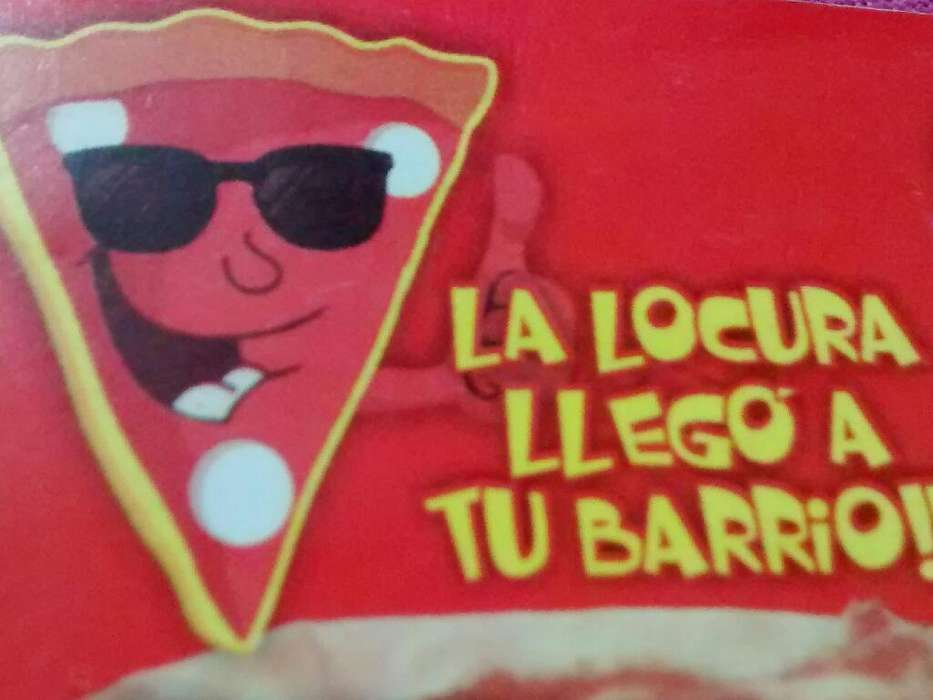 Pizzeros para Importante Franquicia