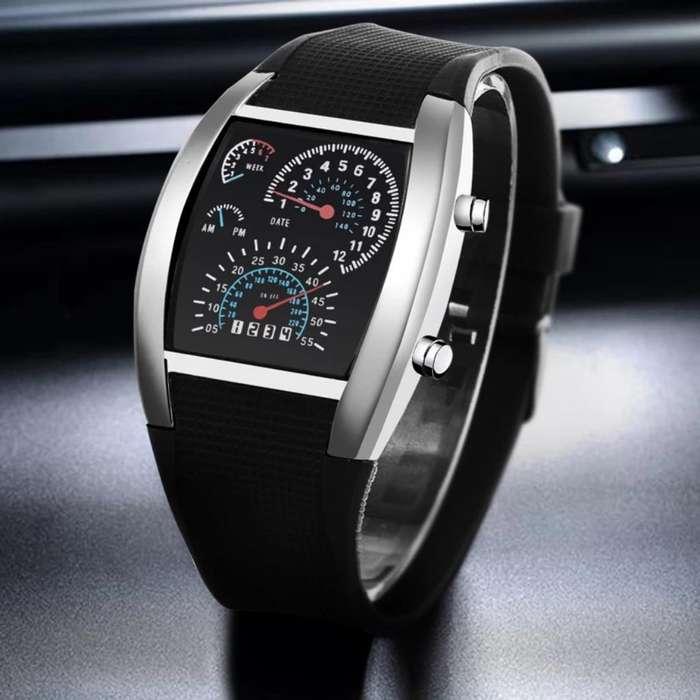 Reloj Digital Tacometro Domicilio Gratis