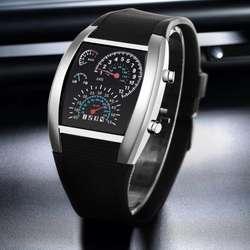 Reloj Digital Tacometro