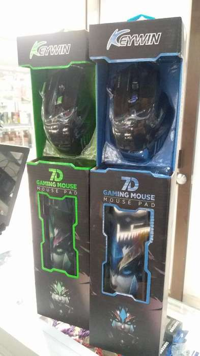 Mouse Gaming Y Pad Mouse