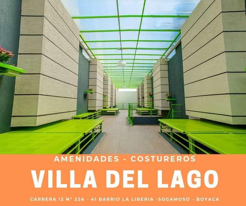 CASAS CONJUNTO CERRADO VILLA DEL LAGO SOGAMOSO