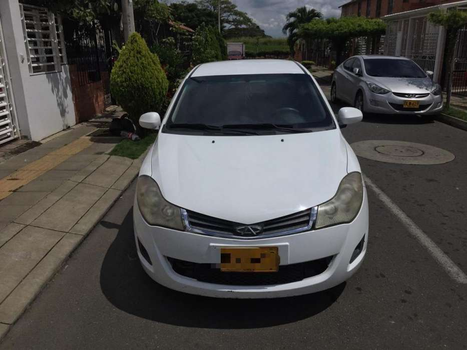 <strong>chery</strong> Fulwin 2014 - 68000 km