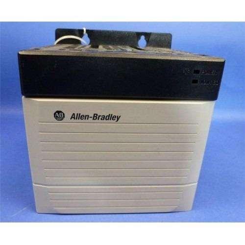 Fuente Allen Bradley 1756PA75R con accesorios