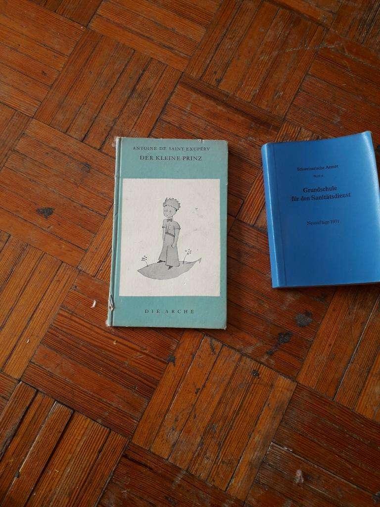Libros en Aleman