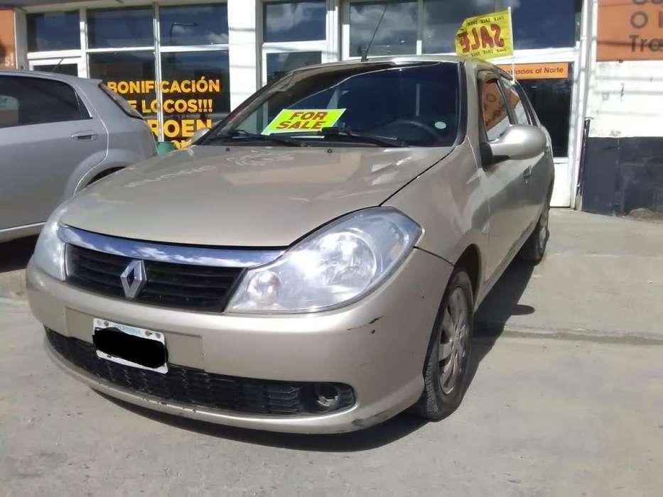 Renault Symbol 2013 - 123000 km