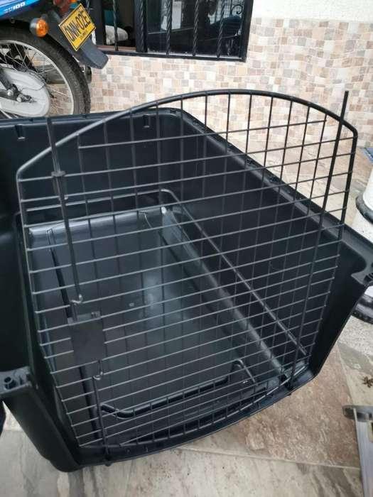 Guacal Transportador para Perro Grande