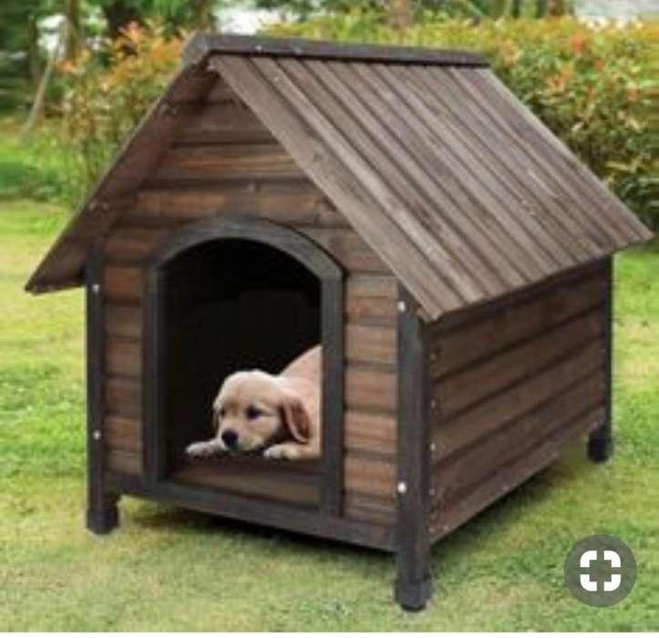 Vendo Hermosas Casas de Perros