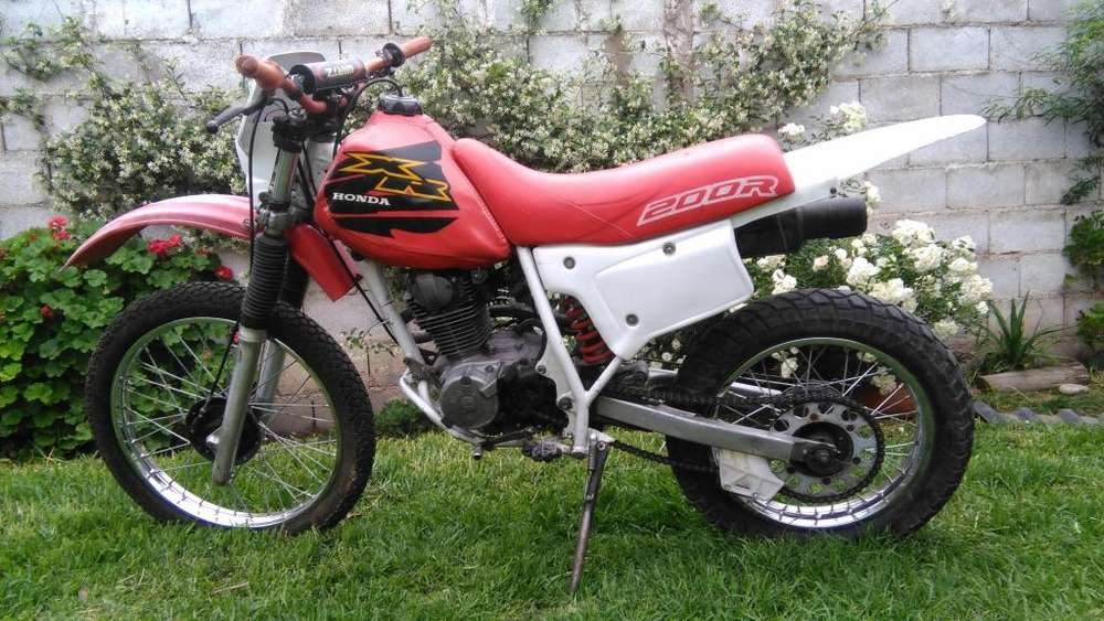 <strong>honda</strong> XR 200R Japon