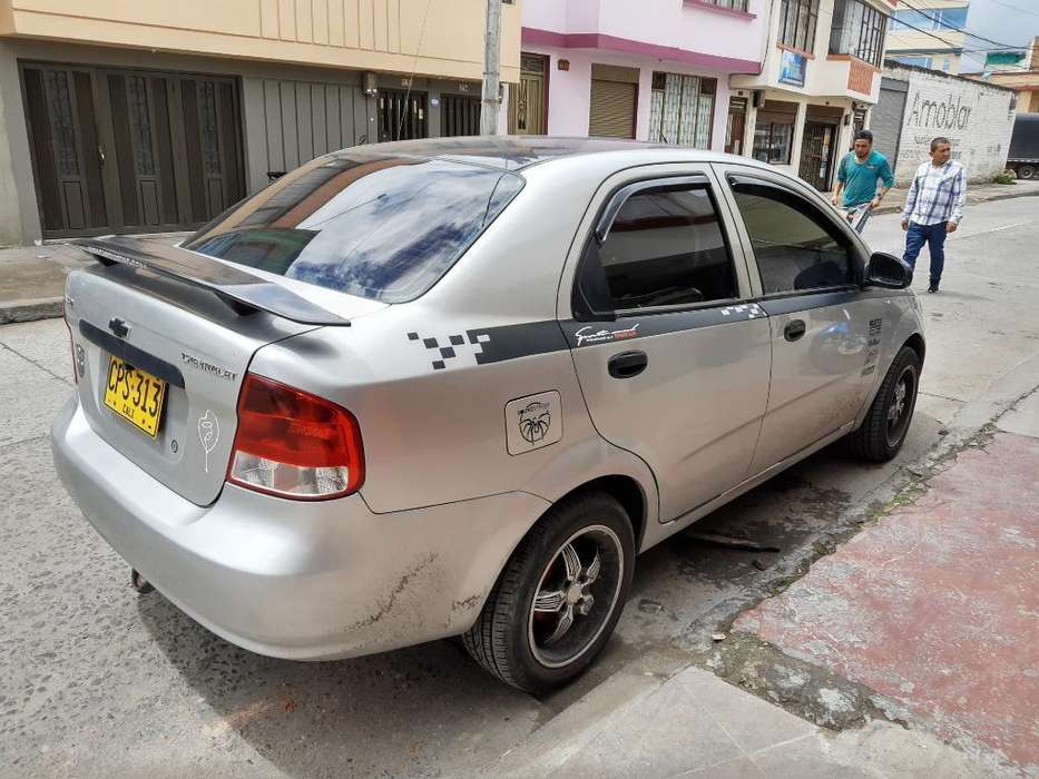Chevrolet Aveo 2007 - 150 km