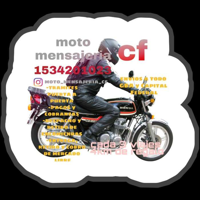 Servicio de Moto Mensajeria