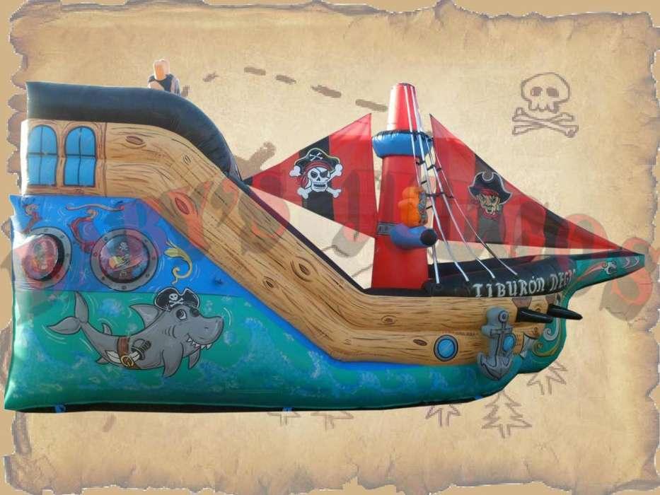 Barco Pirata - Babysjuegos