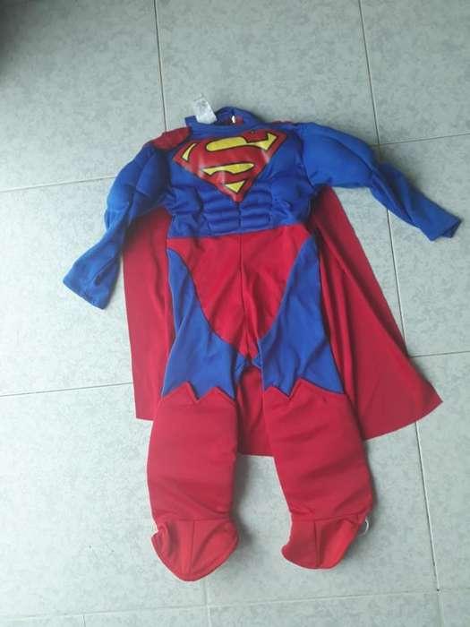 Disfras de Superman para Bebe