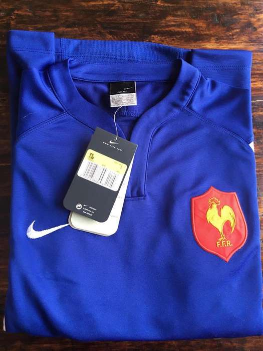 Camiseta Rugby adidas Equipo De Francia Talle S