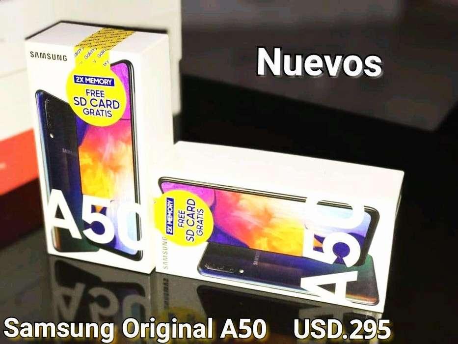 Vendo Nuevos Samsung A50