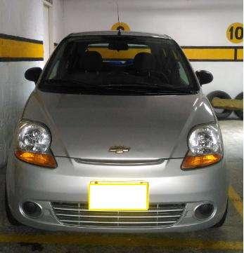 Chevrolet Spark 2012 - 35000 km