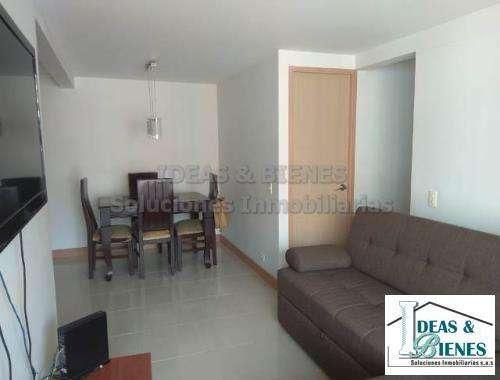 Apartamento En Venta Sabaneta Sector Cañaveralejo: Código 831373