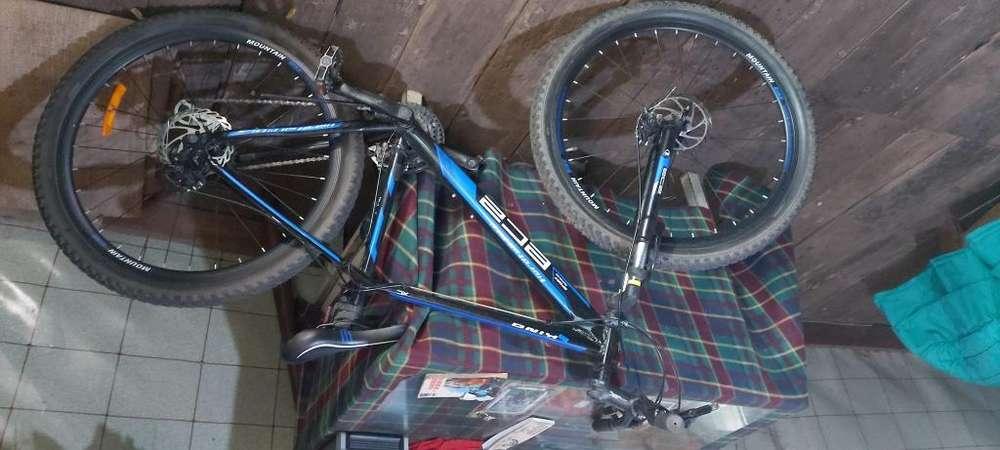 <strong>bicicleta</strong> 275 montaera