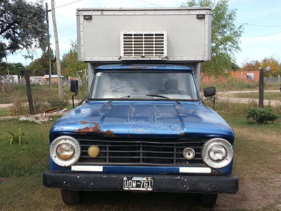 Vendo Dodge Fargo
