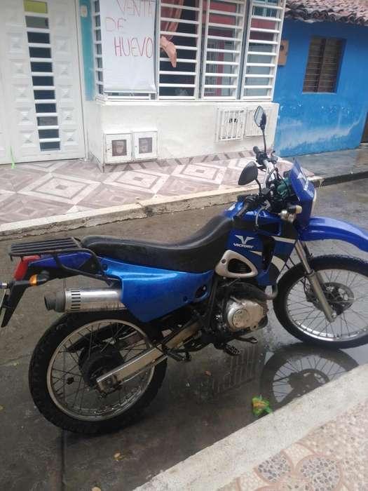 Vendo o cambio moto victory Auteco150