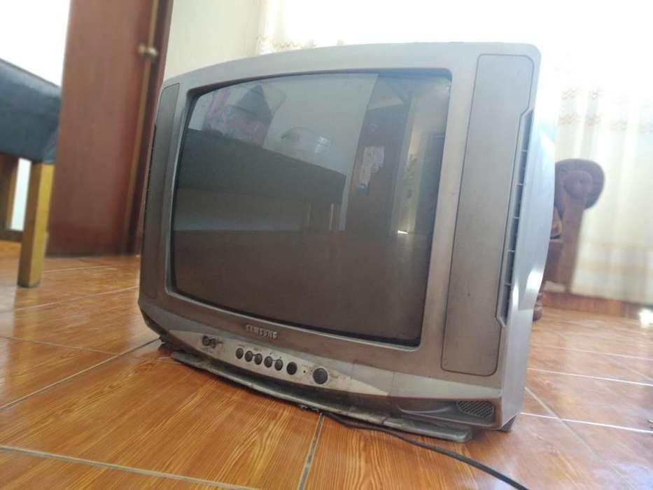 Tv Samsung 21' - Venta por Viaje