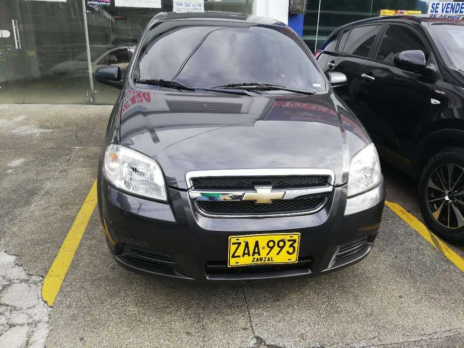 Chevrolet Aveo Emotion 2012 - 78000 km