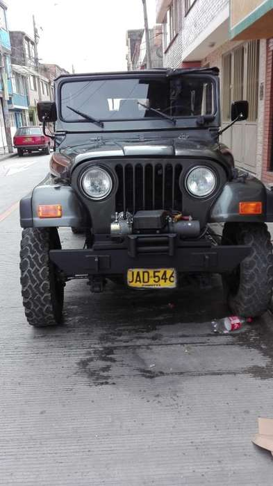 <strong>jeep</strong> CJ 1974 - 200000 km