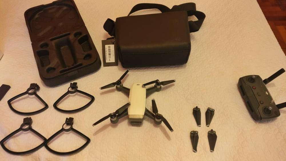 Dji Spark Fly More Combo Impecable