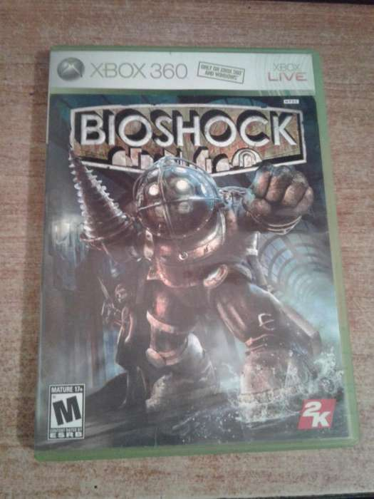 Juego BioShock para Xbox 360