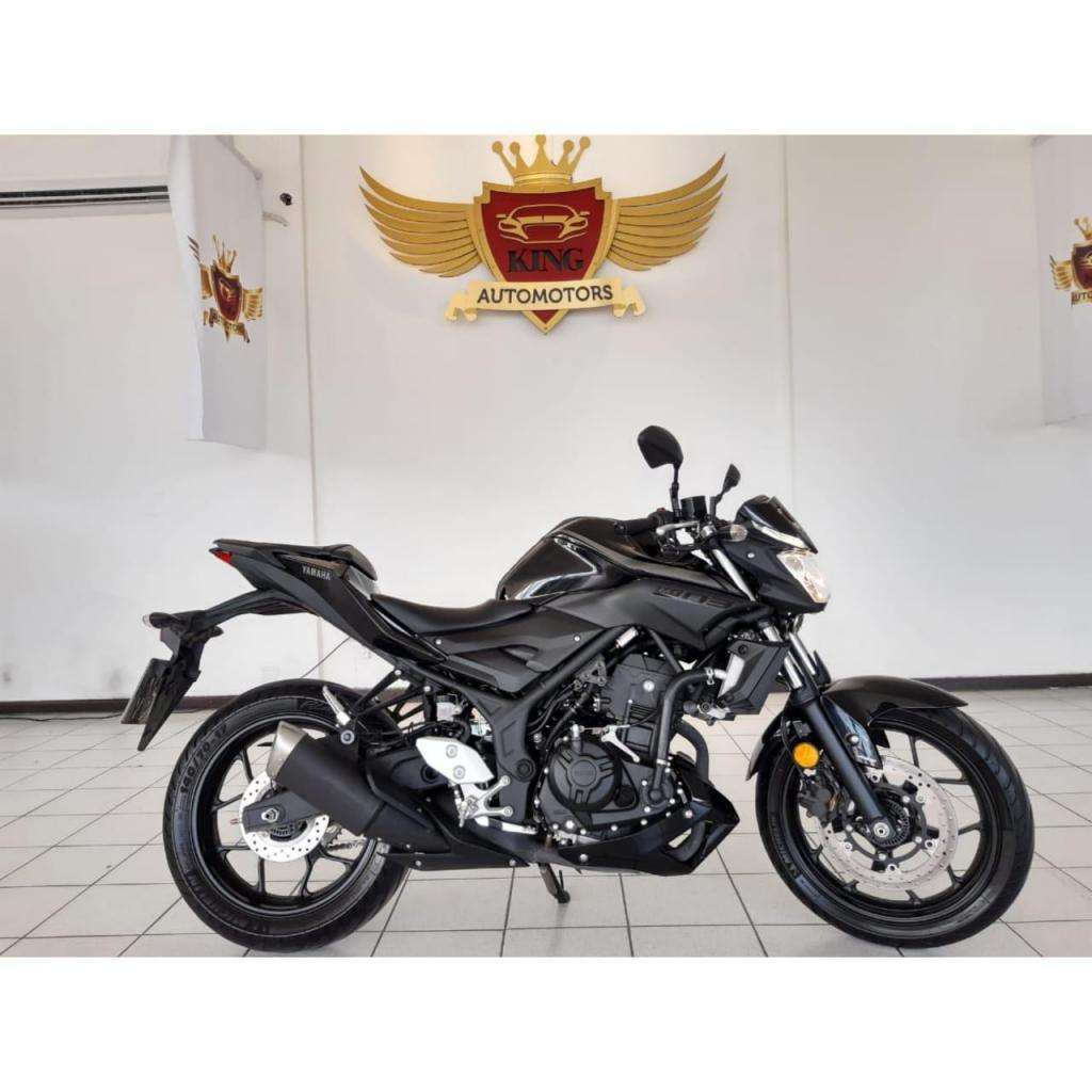 YAMAHA MT 03 2019 IMPECABLE!!!