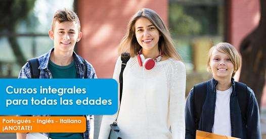 CURSOS Y CLASES DE APOYO EN INGLES