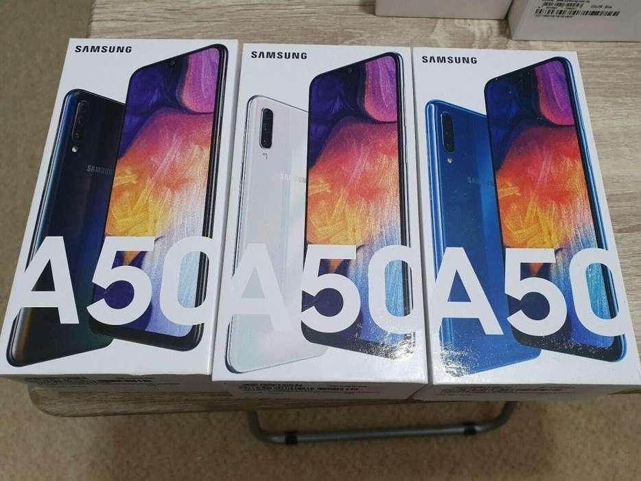 Celular Libre Samsung A50 6.4'' 64gb/4gb
