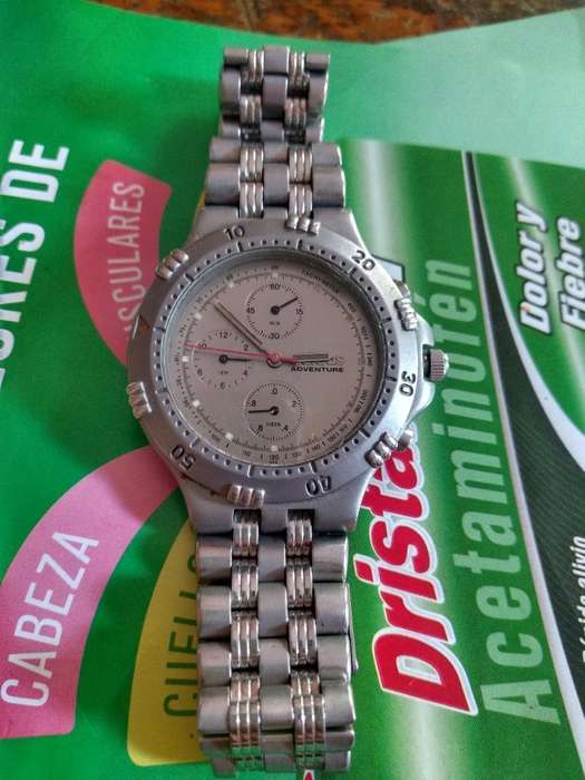 Reloj Adidas Aventue Cronografo Original