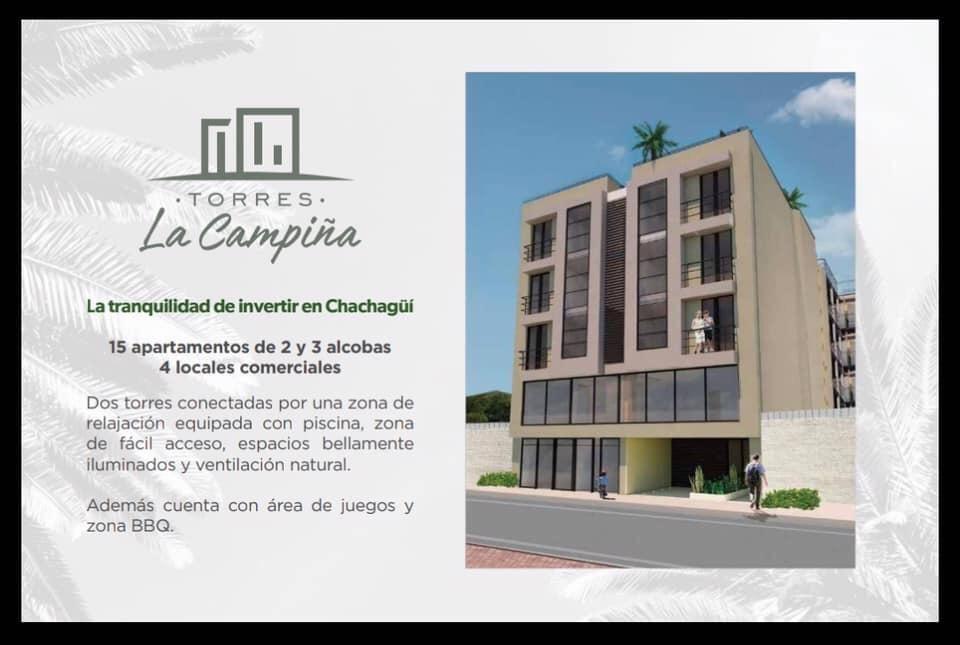 Se Venden Apartamentos Chachagui